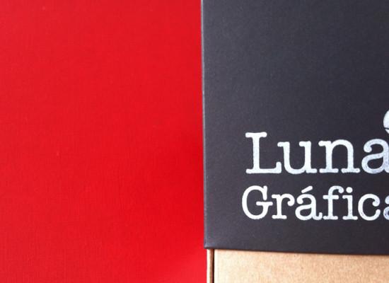 Packaging Luna Gráfica